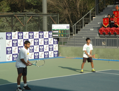 IC World-Wide 16 and Under Junior Challenge Finals held in New Delhi from the 12th-17th of December 2010