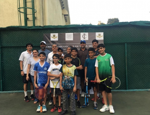 Report on the 1st Ram Batra memorial IC Tournament